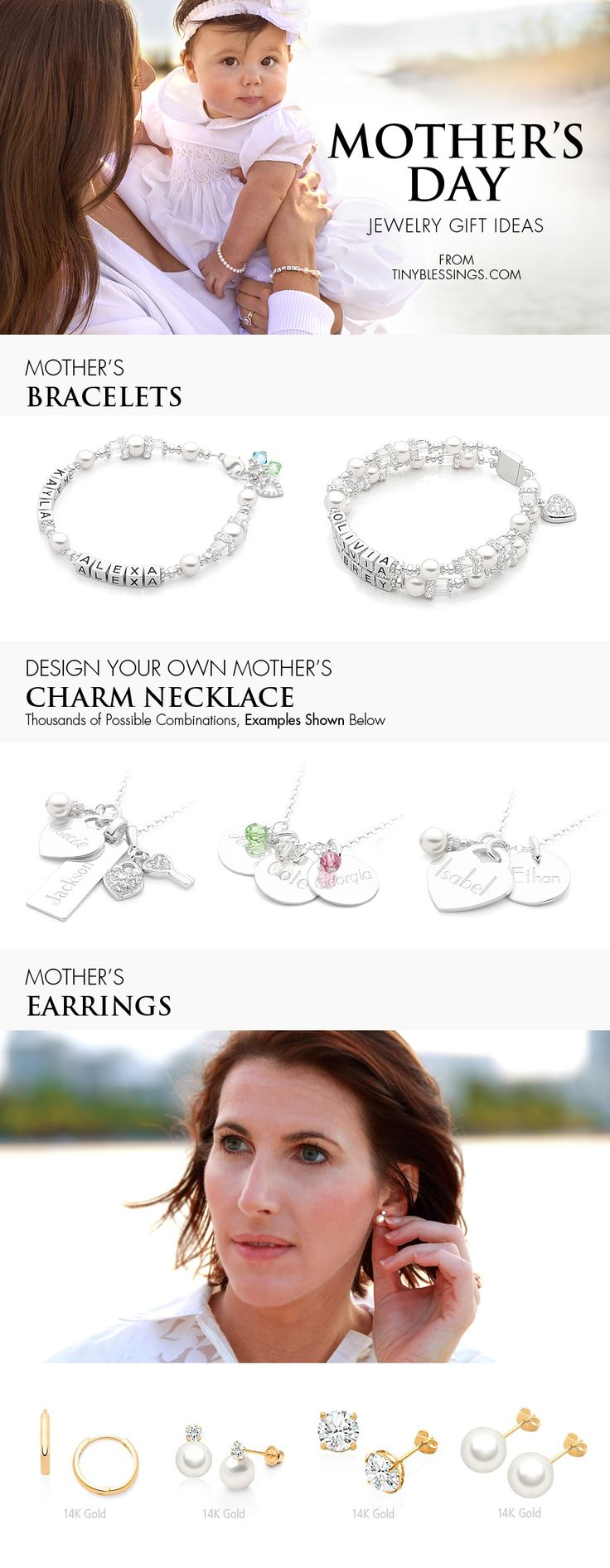 Beautiful, Meaningful Mother's Day Gift Ideas. | Mother's ...
