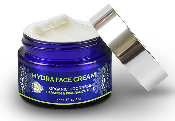 Philocaly Australia - Hydra Face Cream.  Our mission is to create better-for-you beauty products with organic and natural ingredients, to give you back the goodness you deserve.  🌷 moisturising 🌷 nourishing  🌷 anti-aging
