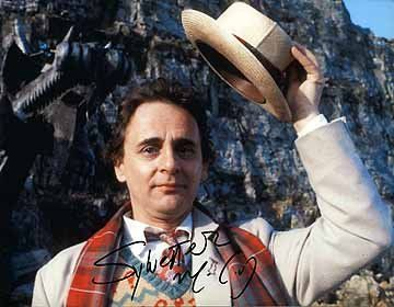 SYLVESTER McCOY (Doctor Who) 8x10 Male Celebrity Photo Signed In-Person @ niftywarehouse.com #NiftyWarehouse #DoctorWho #DrWho #Whovians #SciFi #ScienceFiction #BBC #Show #TV