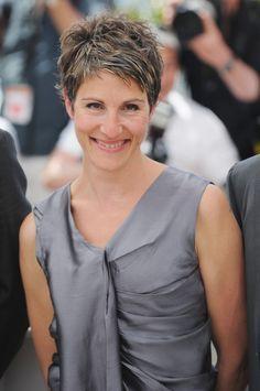 Tamsin Greig Photos: Tamara Drew - Photocall:63rd Cannes Film Festival