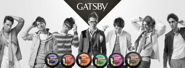 www.gatsbyglobal.com #gatsby #hair #wax #style #southafrica #man