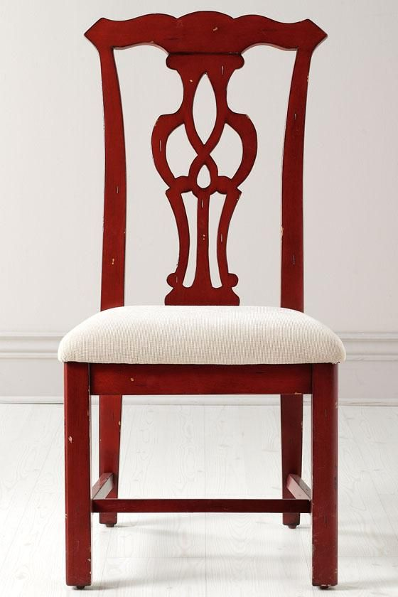 Chippendale Style Side Chair Home Decorators Catalog