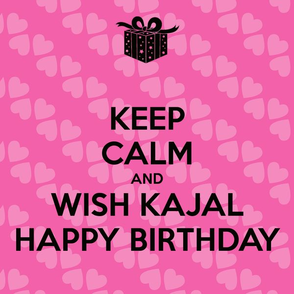 Birthday Kajal Name Cake Images : 17 Best Happy Birthday Wishes Quotes on Pinterest Happy ...