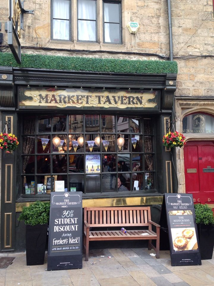 The Market Tavern is a traditional pub situated in the centre of Durham City in the picturesque market square.