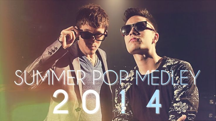 The 2014 Summer Pop Medley is here!! If you guys like it, show it some love and share this link around! :1 Click to Tweet: http://ctt.ec/4X3eI Share on Faceb...