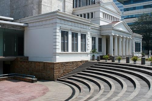 Museum Nasional, Jakarta.The National Museum, Jakarta. Located at Medan Merdeka Barat, Jakarta Pusat.