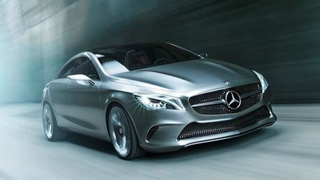Mercedes CSC... would die for it