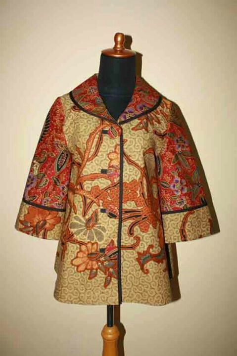 Blouse ala coat