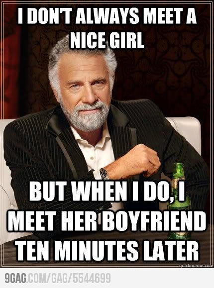 Meet a nice girl