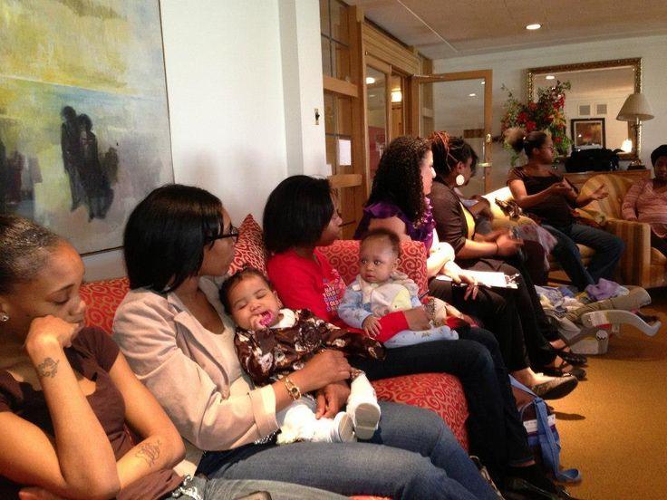 Black Mothers' Breastfeeding Association: Narrowing the Disparity Gap