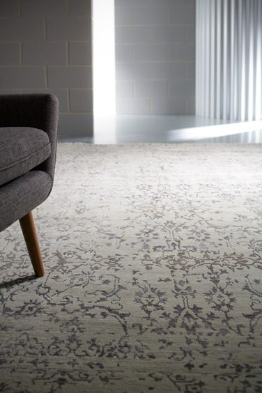 Opulence - The Opulence collection showcases hand-knotted craftsmanship at its finest. It's subtle colour pallet perfectly demonstrates the beautiful intricacies in its weave, making it a luxurious and striking feature in any room.