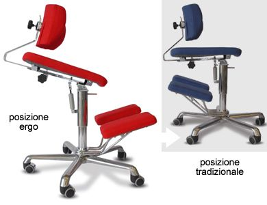 I work on this one! - ergonomic chairs for the win