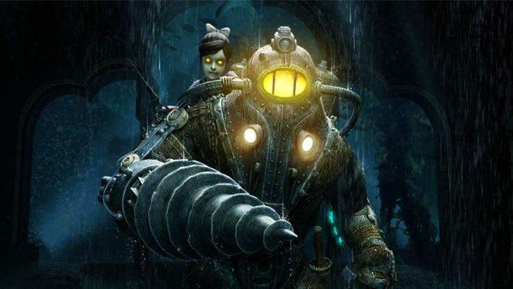 BioShock Untuk PS Vita Seharusnya Akan Dibuat Seperti Final Fantasy Tactics