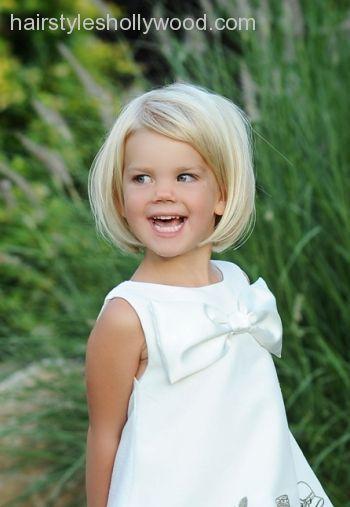 short toddler girl haircuts - Google Search