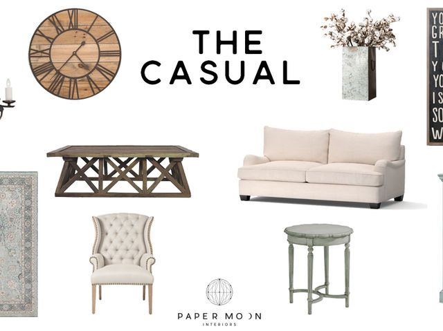 I got: The Casual! What's Your Interior Design Style Personality?