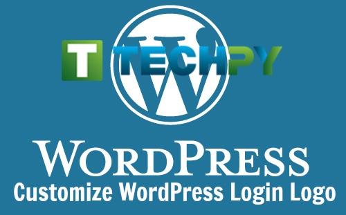 How to change WordPress Login Logo