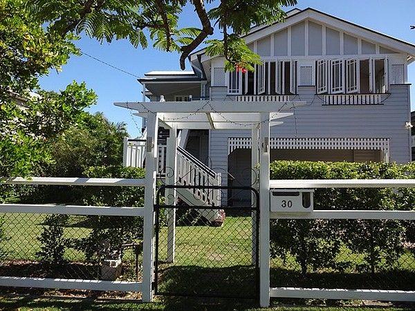 Gates House Exteriors House Facades White Fence Portland House