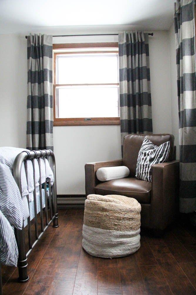 Modern Vintage Boys Bedroom