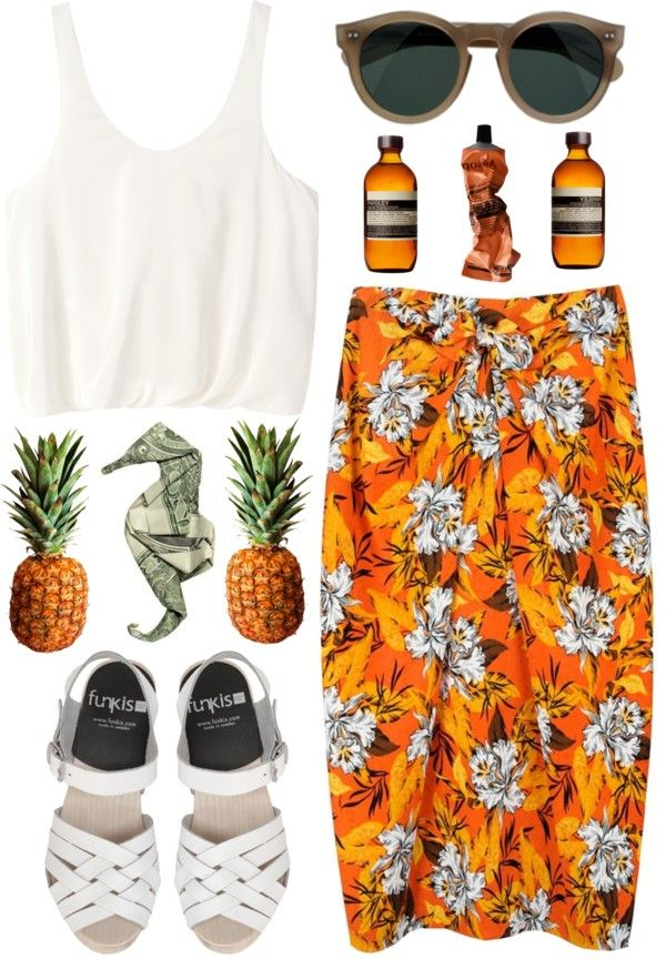 """№ 74"" by fleur-oceania ❤ liked on Polyvore"