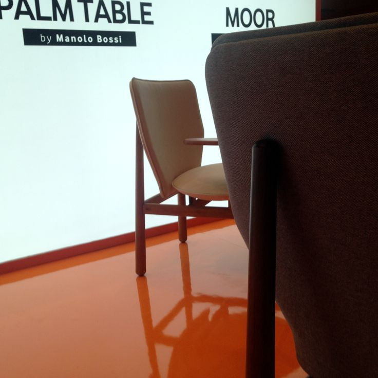 MOOR Easy Chair For DEEP Furniture Sdn. Bhd.   Malaysia #PDP Launch @