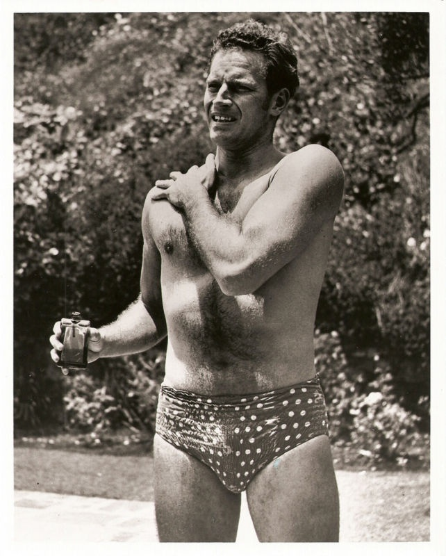 Charlton Heston Imageography