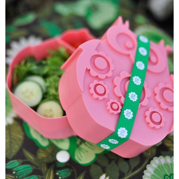 #Lunchbox #uil #roze - #Blafre - #owl #backtoschool #littlethingz2