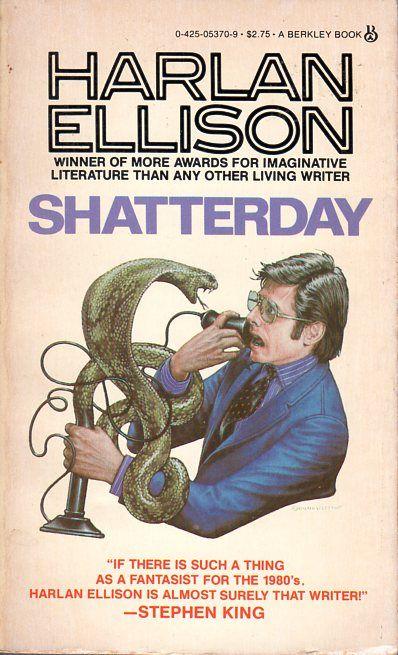 Shatterday - Harlan Ellison