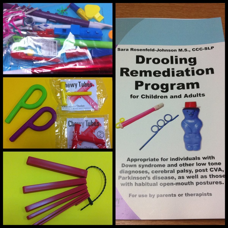 Oral Motor Exercises For Drooling 48