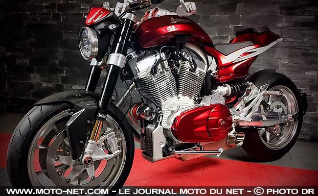 17 meilleures id es propos de moto roadster sur pinterest custom moto motos et ducati. Black Bedroom Furniture Sets. Home Design Ideas