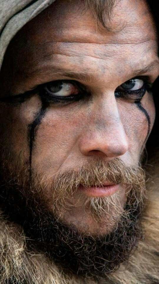 Floki: hubby's favorite character! :)                                                                                                                                                                                 Mais