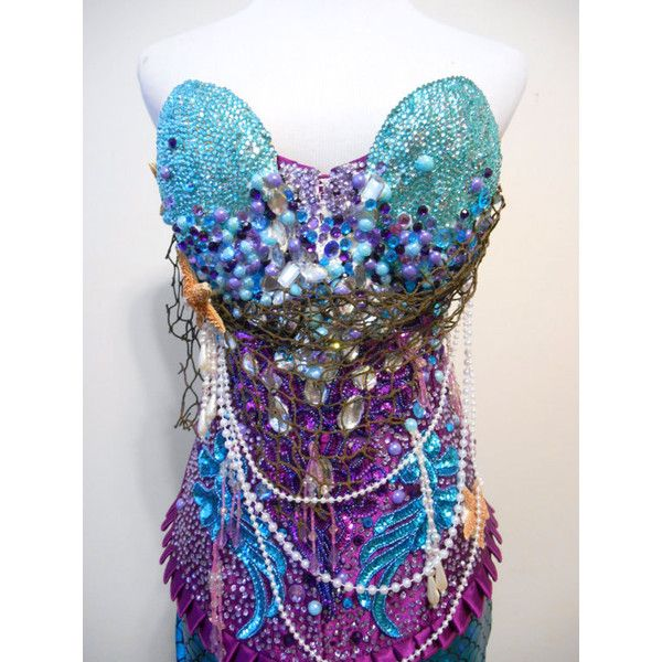 Best 25+ Mermaid costume adult ideas on Pinterest | Adult mermaid ...