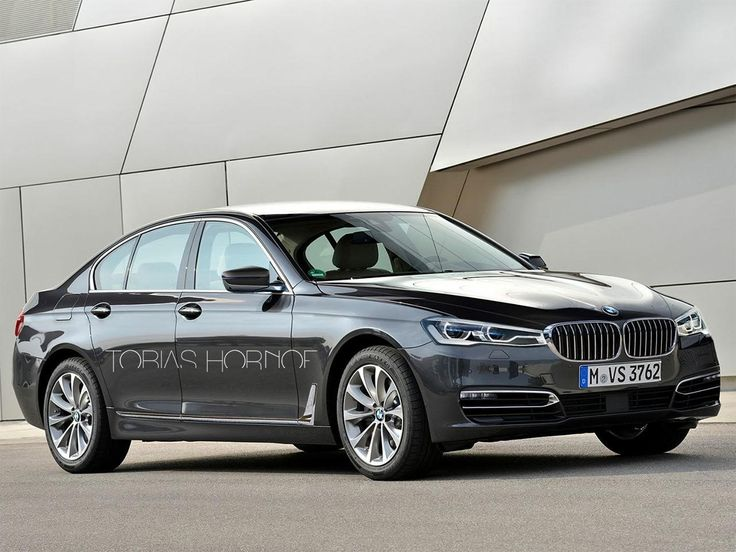 G30 BMW 5 Series gets rendered again - http://www.bmwblog.com/2015/11/05/g30-bmw-5-series-gets-rendered-again/