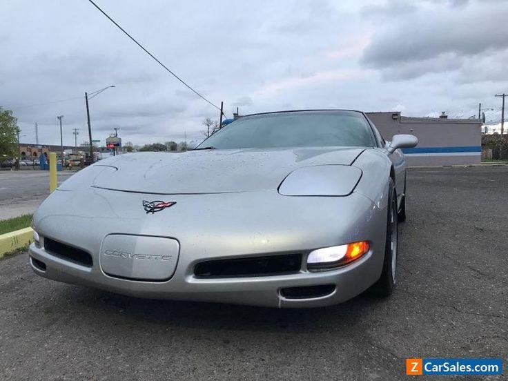 2002 Chevrolet Corvette Z06 #chevrolet #corvette #forsale #unitedstates