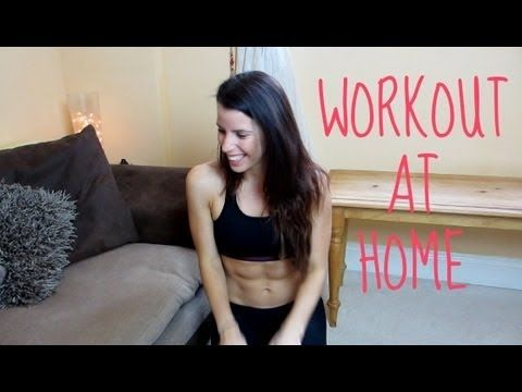 Easy Home Workout!