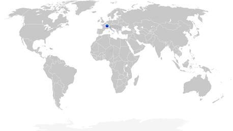 Флаг герб национальные костюмы карта франции