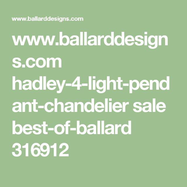 www.ballarddesigns.com hadley-4-light-pendant-chandelier sale best-of-ballard 316912