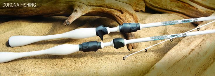 St. Croix Legend Xtreme Inshore – absolutnie wyjątkowy białym design i odporność na korozję przy łowieniu w słonej wodzie. Coś dla prawdziwych fanatyków wędkarstwa! #wędkarstwo #wędki #stcroix #inshore