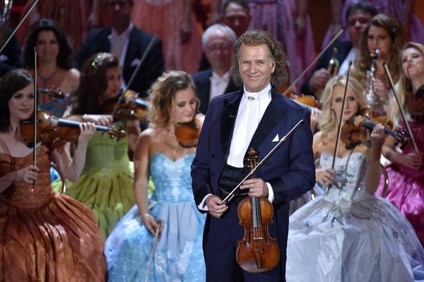 Andre Rieu Photos - Andre Rieu during the tv show 'Heiligabend mit Carmen Nebel' on November 23, 2016 in Munich, Germany. The show will air on December 24, 2016. - Andre Rieu Photos - 6 of 343