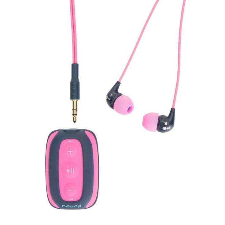 Úszás-NABAIJI Úszás, aquafitnesz - SwimMusic 100 MP3 lejátszó  NABAIJI - Úszás kiegészítők