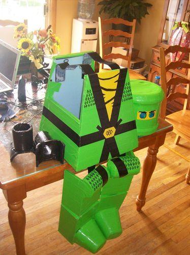 ninjago costume Lloyd