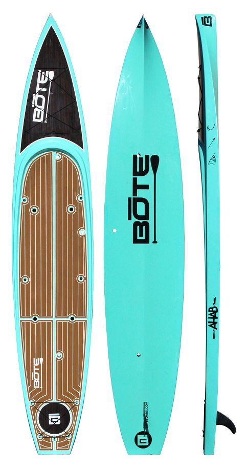 New Bote Board 14' Ahab SUP Fishing Stand Up Paddleboard