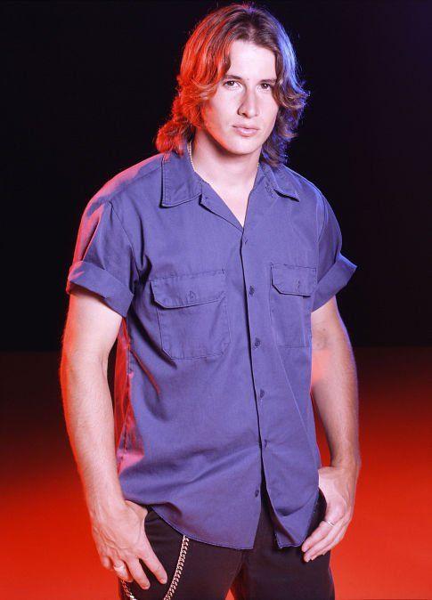 Brendan Fehr, the bad boy, so hot! <3