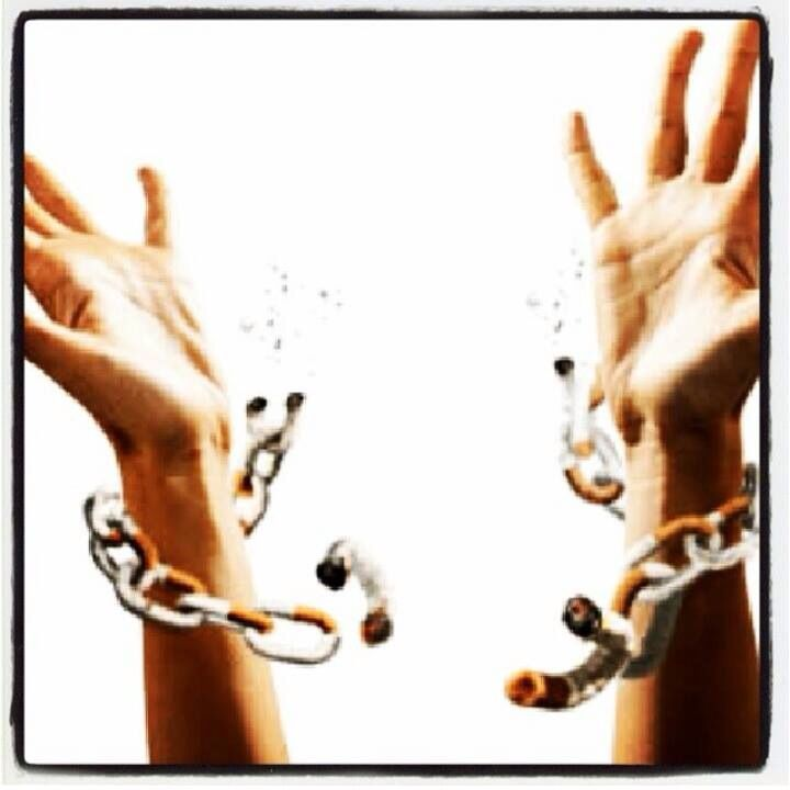 Break every chain!  Even the chains that may be hindering me that I may not see!!  Willine & Annette