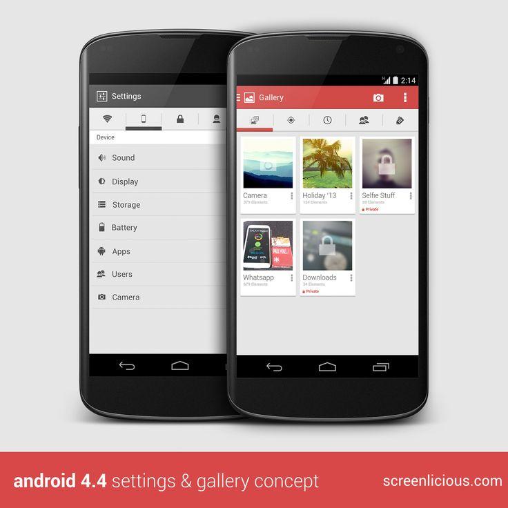 29 best Android UI images on Pinterest User interface design - designer mobel konzept