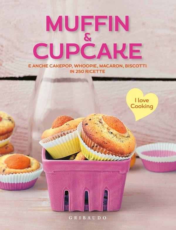 Muffin & Cupcake   Sono i dolcetti del momento: golosità in miniatura arricchite da creme, glasse e frosting. Dai muffin ai cupcake, dai cakepop agli whoopie, dai macaron ai biscotti, potrete scegliere tra 250 ricette che propongono classici e novità.