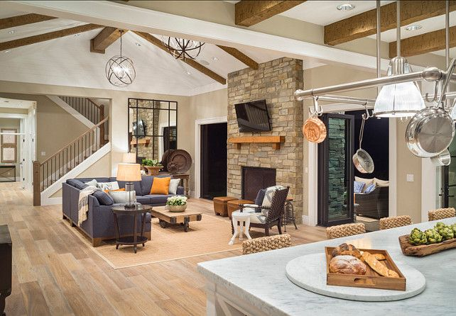 Stylish Family Home With Transitional Interiors The Family