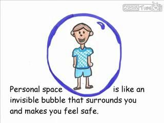 A Social Story: Personal Space