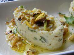 Fıstıklı Cevizli Peynir Ezmesi | Vişnap