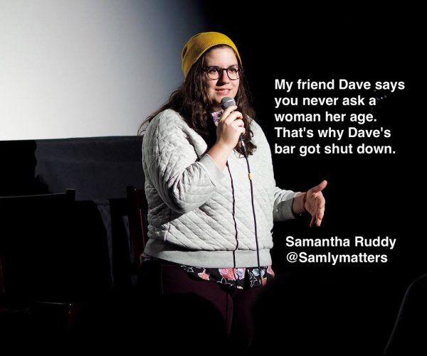 Samantha Ruddy