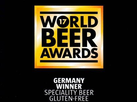Schleicher Natural #glutenvrij bier is de winnaar World Beer Awards 2017 http://brauerei-schleicher.de/2017/08/27/winner/ . Verkrijgbaar als Helles bier en als radler. Deze bieren zijn nu in onze webshop te koop https://www.bierglutenvrij.nl/bier-per-brouwerij/-traditionsbrauerei-schleicher